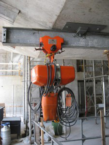 Shop Crane Modifications & Design in Vaughan ON