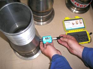 Non Destructive Testing Hardness Test