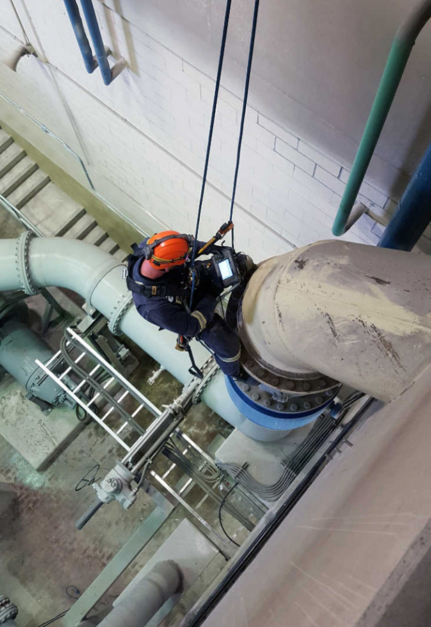 Rope Access Inspection Canada