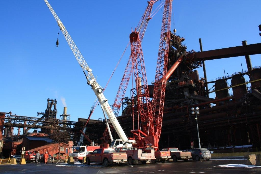 Tower Crane Test Questions : Crane and rigging quiz
