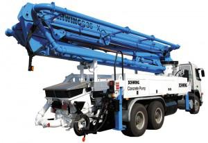 Concrete Pumper Inspection Services Bolton ON