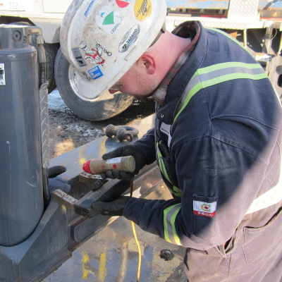 Lift Equipment Inspection in Canada