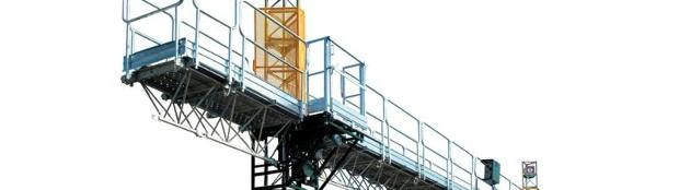 mast-climbing work platform 2