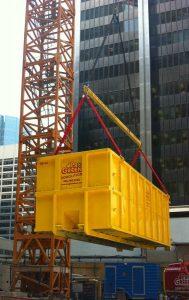 Crane Spreader Beam in Canada