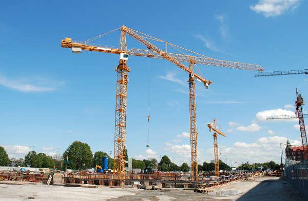 Raising The Bar For Tower Crane Inspection Domson