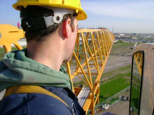 Tower Crane Inspection in Canada
