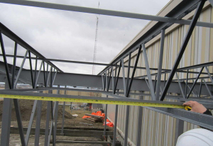 Structural Steel Building Inspection in Canada